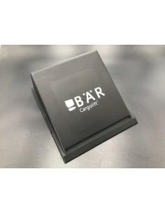 Aggregathaube mit Bär-Logo SX1